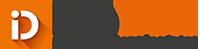 """Logo van het bedrijf IntoData met slogan """"because data matters"""""""